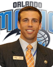 Brian Kamuda, Sr. Premium Sales Executive - Orlando Magic